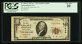 National Bank Notes:Pennsylvania, Sipesville, PA - $10 1929 Ty. 1 The First NB Ch. # 11849. ...