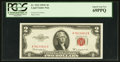 Small Size:Legal Tender Notes, Fr. 1512 $2 1953C Legal Tender Note. PCGS Superb Gem New 69PPQ.. ...