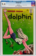 Silver Age (1956-1969):Superhero, Showcase #79 Dolphin (DC, 1968) CGC NM 9.4 White pages....