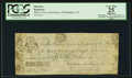 Obsoletes By State:Pennsylvania, Philadelphia, PA- Bank of the United States $30 Dec. 2, 1791 C34. ...