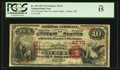National Bank Notes:Maine, Auburn, ME - $10 1875 Fr. 416 The National Shoe & Leather BankCh. # 2270. ...