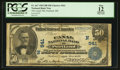 National Bank Notes:Maine, Portland, ME - $50 1902 Date Back Fr. 667 The Canal NB Ch. #(N)941. ...