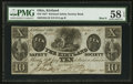 Obsoletes By State:Ohio, Kirtland, OH- The Kirtland Safety Society Bank $10 March 9, 1837G10 Wolka 1424-12 Rust 8. ...
