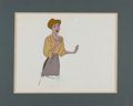 Animation Art:Production Cel, One Hundred and One Dalmatians Anita Animation ProductionCel Original Art (Walt Disney, 1961)....