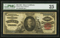 Large Size:Silver Certificates, Fr. 319 $20 1891 Silver Certificate PMG Very Fine 25.. ...