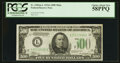 Fr. 2202-L $500 1934A Federal Reserve Note. PCGS Choice About New 58PPQ