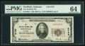 National Bank Notes:Alabama, Sheffield, AL - $20 1929 Ty. 1 The Sheffield NB Ch. # 6759. ...