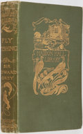 Books:Sporting Books, [Arthur Rackham, illustrator]. Sir Edward Grey. Fly Fishing. London: Dent, 1899. Decorative head and tail pieces...
