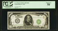 Fr. 2210-H $1,000 1928 Federal Reserve Note. PCGS About New 50