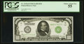 Fr. 2210-H $1,000 1928 Federal Reserve Note. PCGS Choice About New 55