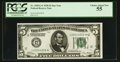 Fr. 1950-L* $5 1928 Federal Reserve Note. PCGS Choice About New 55