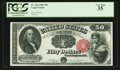 Large Size:Legal Tender Notes, Fr. 164 $50 1880 Legal Tender PCGS Very Fine 35.. ...