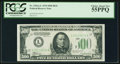 Fr. 2201-L $500 1934 Federal Reserve Note. PCGS Choice About New 55PPQ