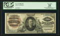 Large Size:Silver Certificates, Fr. 314 $20 1886 Silver Certificate PCGS Apparent Very Fine 35.....