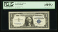 Error Notes:Mismatched Serial Numbers, Fr. 1619 $1 1957 Silver Certificate. PCGS Very Fine 35PPQ.. ...