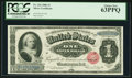 Large Size:Silver Certificates, Fr. 216 $1 1886 Silver Certificate PCGS Choice New 63PPQ.. ...