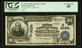 Corinth, MS - $10 1902 Date Back Fr. 618 The First NB Ch. # (S)9094