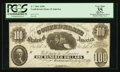 Confederate Notes:1861 Issues, T7 $100 1861 PF-1 Cr. 9.. ...