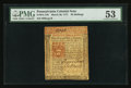 Colonial Notes:Pennsylvania, Pennsylvania March 20, 1771 20s PMG About Uncirculated 53.. ...