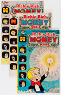 Bronze Age (1970-1979):Cartoon Character, Richie Rich Money World #1-59 File Copy Short Box Group (Harvey,1972-82) Condition: Average NM-....