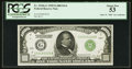 Fr. 2210-G $1,000 1928 Federal Reserve Note. PCGS About New 53