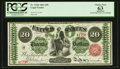 Large Size:Legal Tender Notes, Fr. 126b $20 1863 Legal Tender PCGS Apparent Choice New 63.. ...