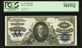Large Size:Silver Certificates, Fr. 321 $20 1891 Silver Certificate PCGS Choice About New 58PPQ.....