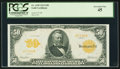 Large Size:Gold Certificates, Fr. 1199 $50 1913 Gold Certificate PCGS Extremely Fine 45.. ...