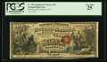 National Bank Notes:New York, Moravia, NY - $5 Original Fr. 394 The First NB Ch. # 99. ...