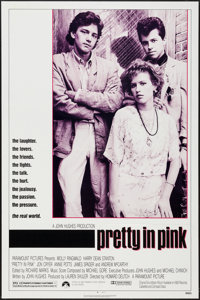 "Pretty in Pink & Other Lot (Paramount, 1986). One Sheets (2) (27"" X 41""). Comedy. ... (Total: 2 Items)"