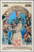 """Movie Posters:Mystery, The Name of the Rose (20th Century Fox, 1986). One Sheet (27"""" X41""""). Mystery.. ..."""