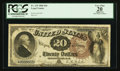 Large Size:Legal Tender Notes, Fr. 139 $20 1880 Legal Tender PCGS Apparent Very Fine 20.. ...