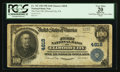 National Bank Notes:Pennsylvania, Ellwood City, PA - $100 1902 Plain Back Fr. 702 The First NB Ch. # 4818. ...