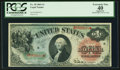Fr. 18 $1 1869 Legal Tender PCGS Apparent Extremely Fine 40
