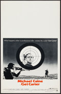 """Movie Posters:Crime, Get Carter (MGM, 1971). Window Card (14"""" X 22""""). Crime.. ..."""