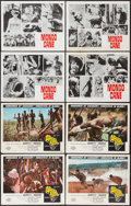 """Movie Posters:Documentary, Africa Addio & Other Lot (Rizzoli, 1967). Lobby Card Sets of 4 (4) & Lobby Cards (3) (11"""" X 14""""). Documentary.. ... (Total: 19 Items)"""