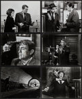 """Movie Posters:Mystery, Mirage (Universal, 1965). Photos (39) (11"""" X 14""""). Mystery.. ...(Total: 39 Items)"""