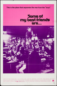 """Some of My Best Friends Are (American International, 1971). One Sheet (27"""" X 41""""). Drama"""