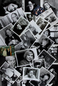 Photography:Official Photos, Salman Rushdie, Truman Capote, Russell Banks and many others.Collection of Over Sixty Photographs of Authors. Some candid; ...