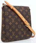 Luxury Accessories:Bags, Louis Vuitton Classic Monogram Canvas Musette Salsa PM Bag. ...