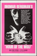 "Movie Posters:Foreign, Hour of the Wolf (Lopert, 1968). One Sheet (27"" X 41""). Foreign.. ..."