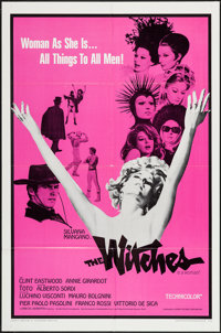 """The Witches (United Artists, 1967). One Sheet (27"""" X 41""""). Foreign"""
