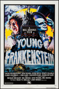 """Movie Posters:Comedy, Young Frankenstein (20th Century Fox, 1974). One Sheet (27"""" X 41"""")Style B. Comedy.. ..."""