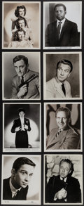 Movie Posters:Miscellaneous, Hollywood Photo Lot (Various, 1920s-1950s). Portrait and Scene Photos (200+) (Various Sizes), & Press Materials (20+). Misce... (Total: 250 Items)