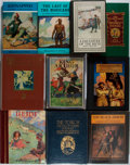 Books:Children's Books, [N. C. Wyeth, Jessie Willcox Smith and others]. Ten IllustratedBooks. Various publishers and editions. Original bindings an...(Total: 10 Items)