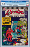 Silver Age (1956-1969):Superhero, Adventure Comics #347 (DC, 1966) CGC NM- 9.2 Off-white to ...