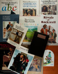 Books:Art & Architecture, [Norman Rockwell]. Twelve Modern Books By or About Rockwell, One a Limited Edition. Various publishers and editions. Origina... (Total: 12 Items)
