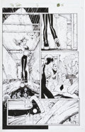 Original Comic Art:Panel Pages, Tony Daniel and Marlo Alquiza The Tenth #2 Page 14 OriginalArt (Image, 1997)....
