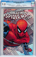 Modern Age (1980-Present):Superhero, The Amazing Spider-Man #700 Quesada Variant Cover (Marvel, 2013)CGC NM/MT 9.8 White pages....