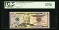 Small Size:Federal Reserve Notes, Fr. 2128-K* $50 2004 Federal Reserve Note. PCGS Superb Gem New 69PPQ.. ...